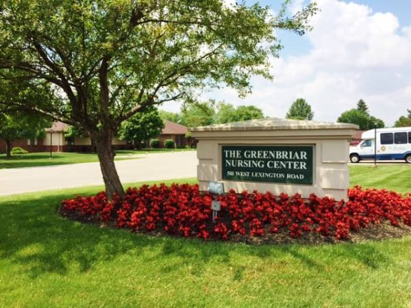 The Greenbriar Nursing Center - Eaton, OH