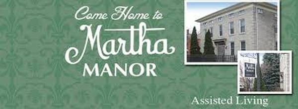 Martha Manor Home