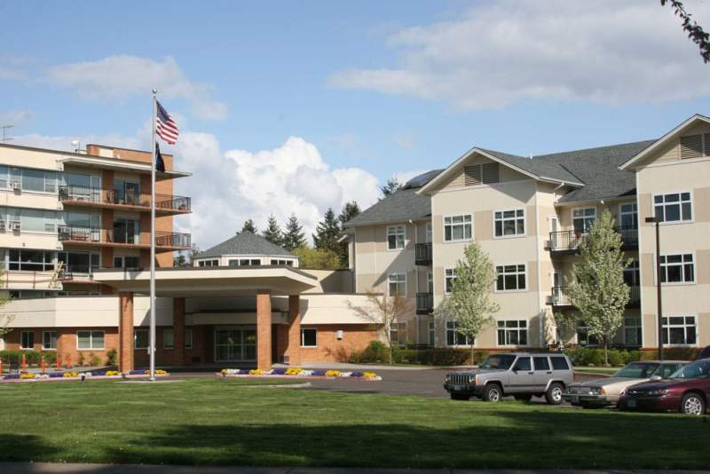 Friendsview Retirement Community - Newberg, OR