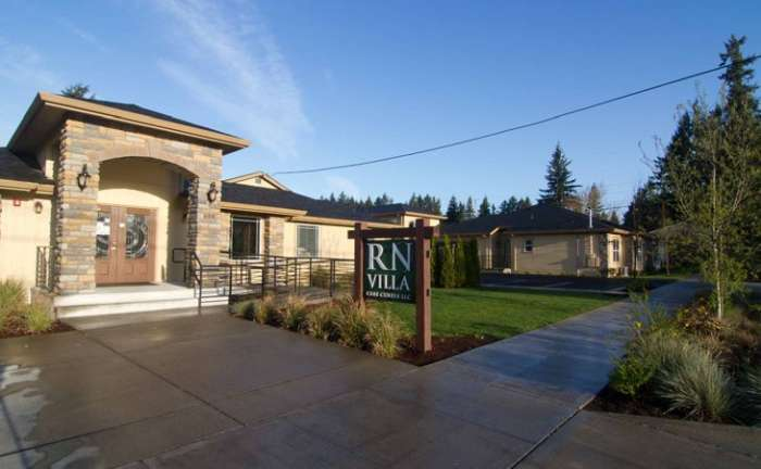 RN Villa Care Center - Portland, OR