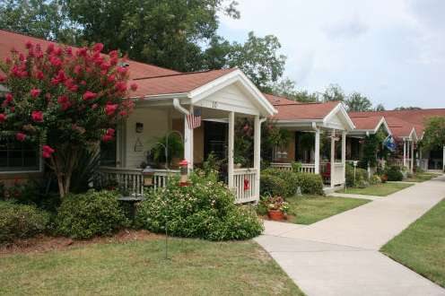 Methodist Oaks Retirement Community