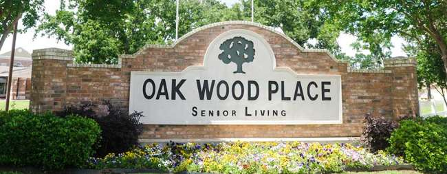 Oak Wood Place Senior Living - Athens, TX