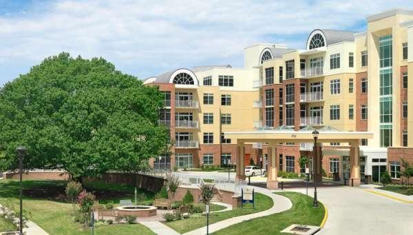 Vinson Hall Retirement Community - Mclean, VA