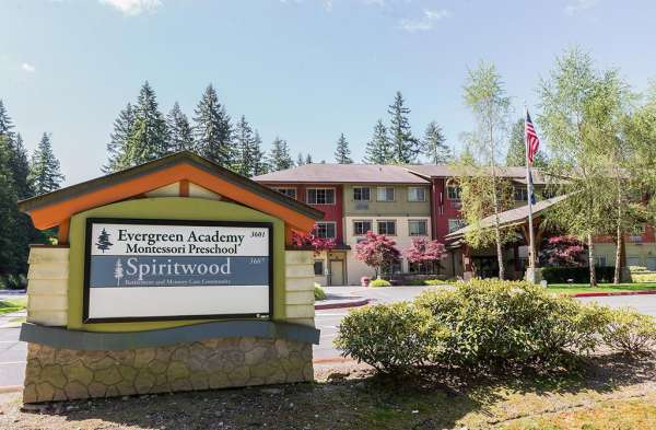 Spiritwood at Pine Lake in Issaquah, WA