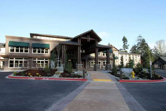 The Lodge at Mallard's Landing - Gig Harbor, WA