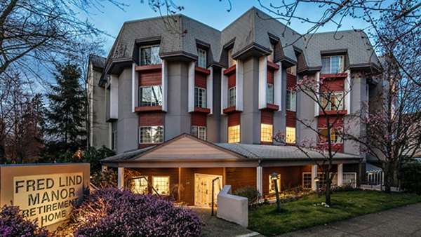 Fred Lind Manor in Seattle, WA