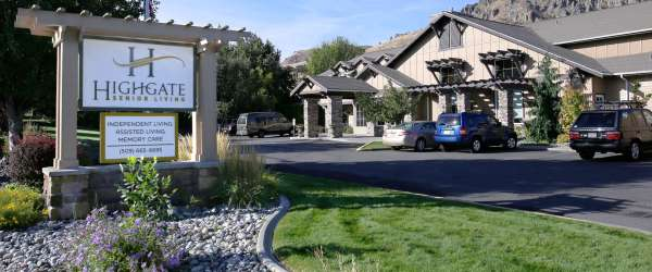Highgate Senior Living at Wenatchee - Wenatchee, WA