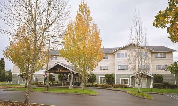 King's Manor Senior Living Community - Tacoma, WA