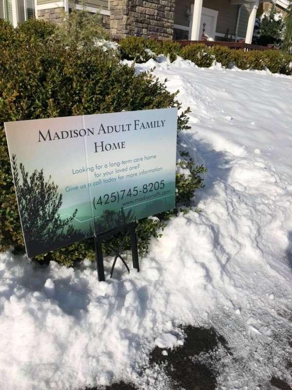 Madison Adult Family Home - Lynnwood, WA