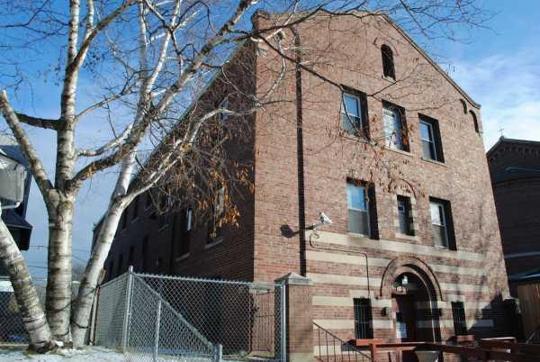 Parsons House - Milwaukee, WI