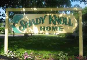 Shady Knoll Home