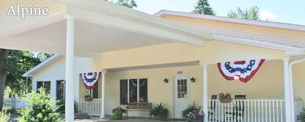 Hilltop Assisted Living Alpine Terrace - Wisconsin Rapids, WI