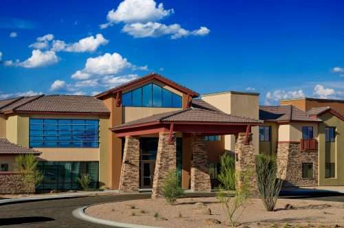 Canyon Winds Retirement Community - Mesa, AZ