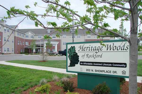 Heritage Woods Of Rockford In Rockford Il Reviews