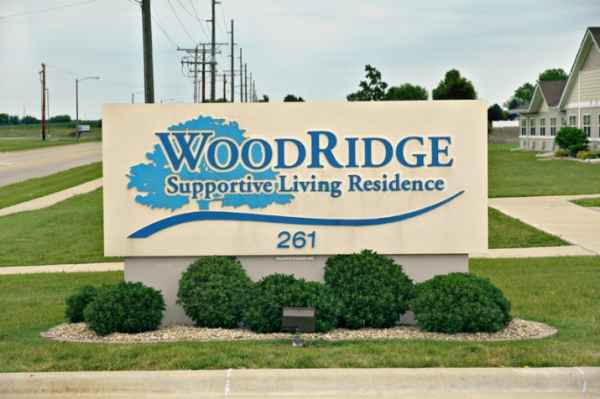 Woodridge Supportive Living Residence in Chenoa, IL