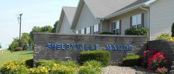 Shelbyville Manor and Hawthorne Inn in Shelbyville, IL
