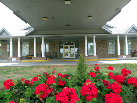 Forest Glade Retirement Community in Bethany, OK