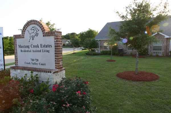 Mustang Creek Estates - Allen in Allen, TX