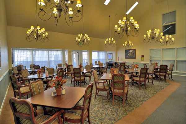 Bethesda gardens of arlington in arlington texas reviews and complaints for Bethesda gardens assisted living