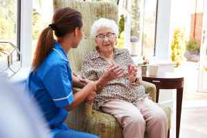 Desert Pines Elder Care
