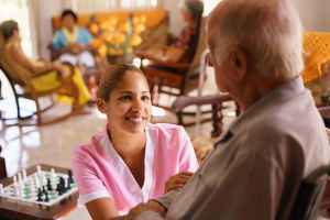 Caretaker For The Elderly