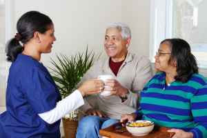 Green Pine Home Healthcare Services - San Gabriel, CA