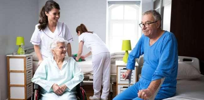 The Hurlbut Nursing and Rehabilitation in Rochester, NY